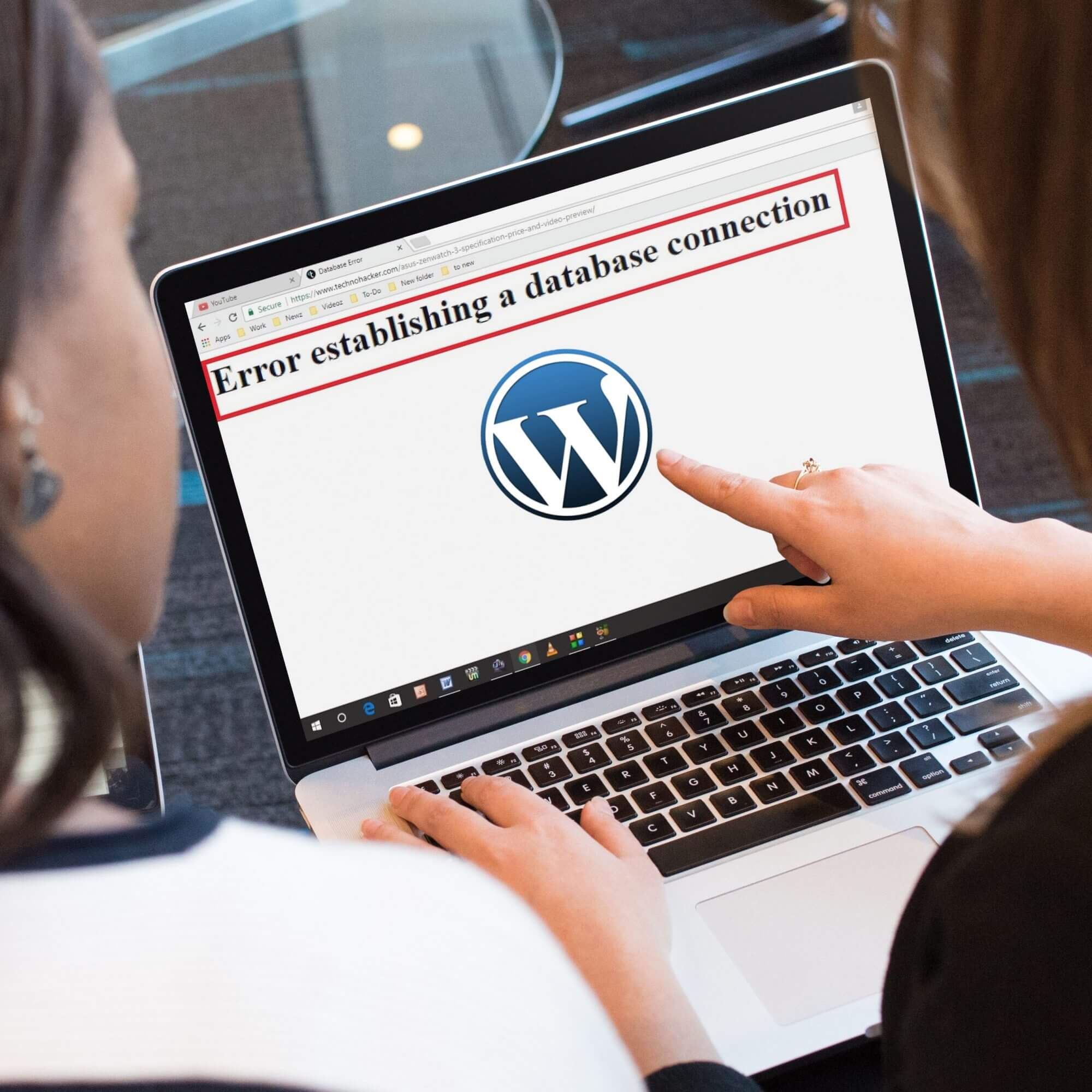 "How To Quickly Fix ""Error Establishing Database Connection"" in WordPress"