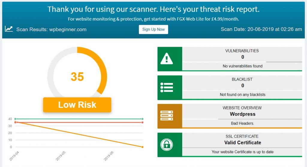 3 of the Best Free Tools to Scan WordPress for Malicious