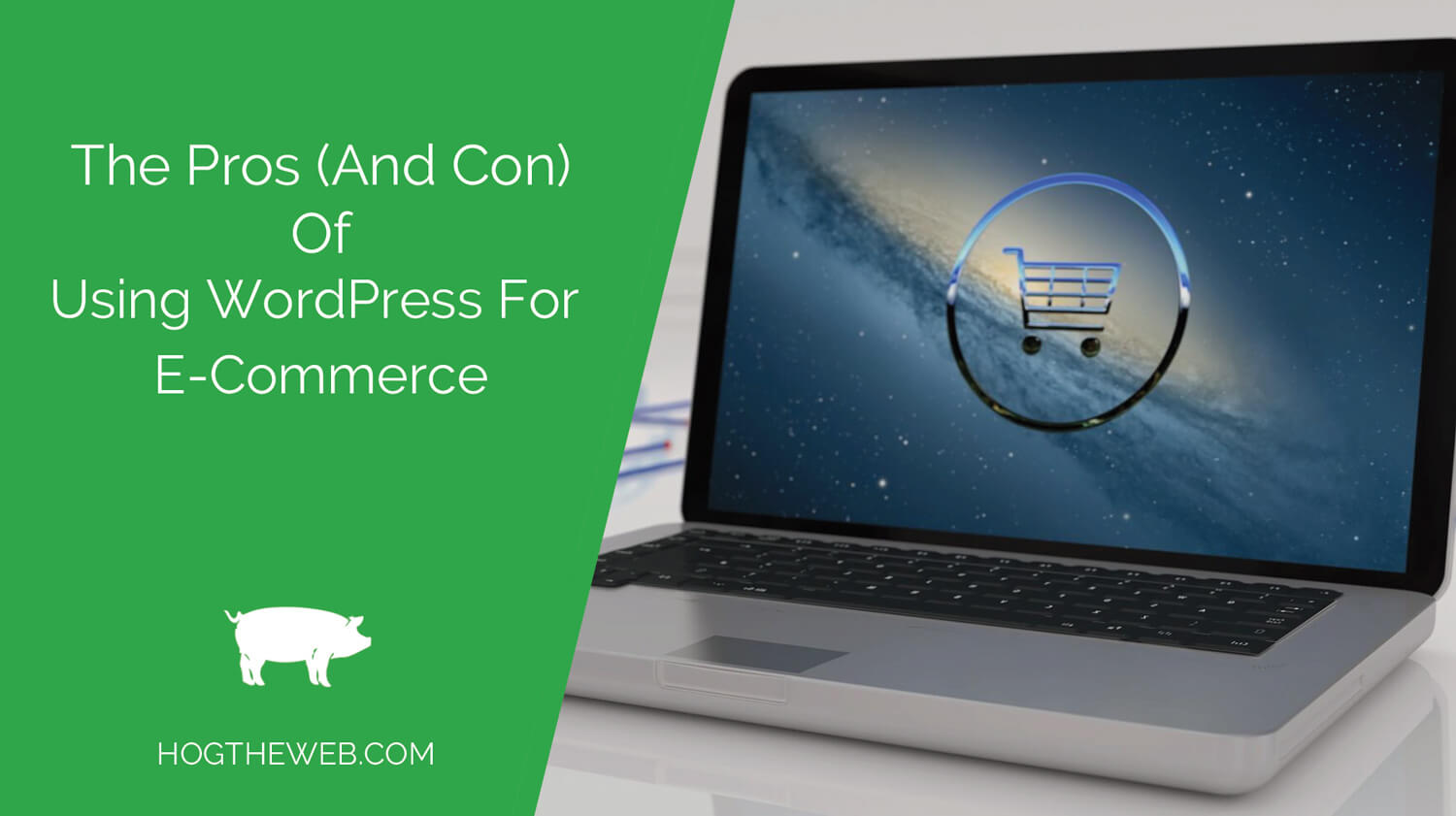 The Pros (And Con) Of Using WordPress For Ecommerce
